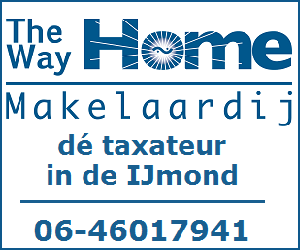 the way home makelaar banner