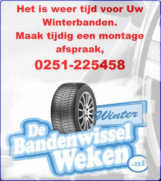 Autobandenservice Van der Aar aanbieding