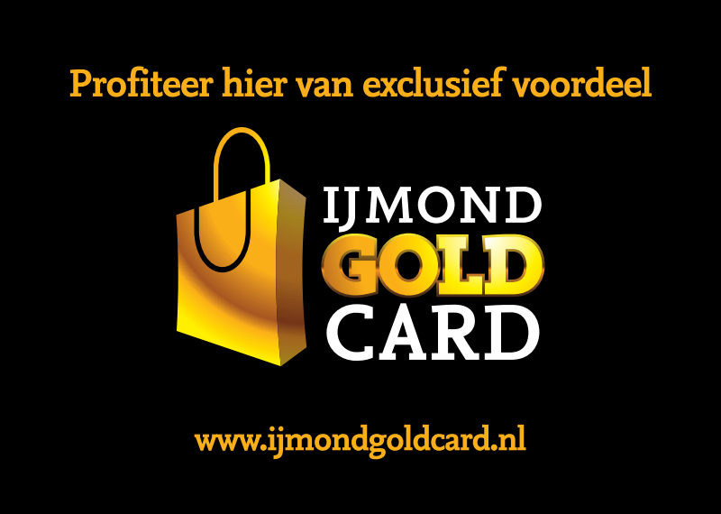 IJmond Gold Card